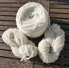 blog drum carded southdown