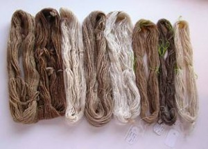 afghan cashmere handspun yarn samples