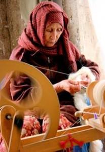 afghan handspinner