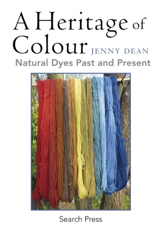 A Heritage of Colour by Jenny Dean