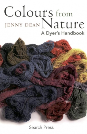 Colours From Nature by Jenny Dean