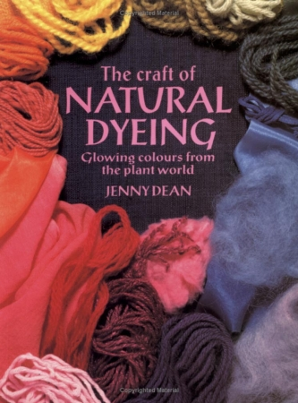 The Craft of Natural Dying by Jenny Dean v2